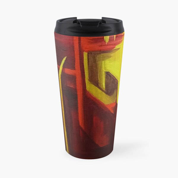 Iron Travel Mug