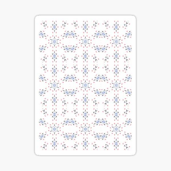 pattern, design, tracery, weave, decoration, motif, marking, ornament, ornamentation, #pattern, #design, #tracery, #weave, #decoration, #motif, #marking, #ornament, #ornamentation Sticker