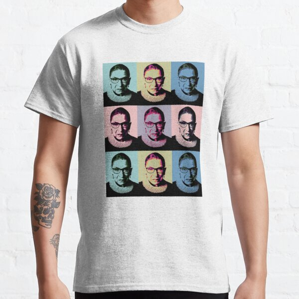 Notorious RBG - in muted colors Classic T-Shirt