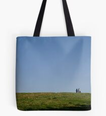 A day on the heath Tote Bag