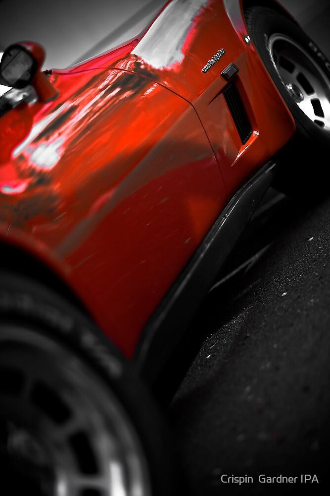 Corvette by Crispin  Gardner IPA