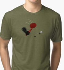 Fly trap Tri-blend T-Shirt