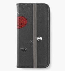 Fly trap iPhone Wallet/Case/Skin