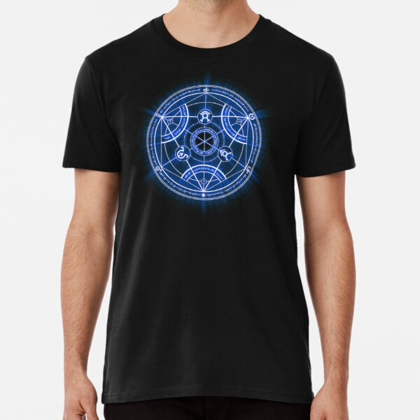 Human Transmutation Circle Premium T-Shirt