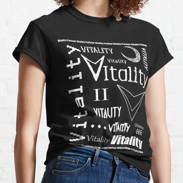 Vitality Collage  Classic T-Shirt