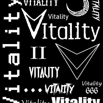 Vitality Collage  by Garrettj1091