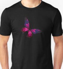 Butterfly flying flight butterfly sky Unisex T-Shirt