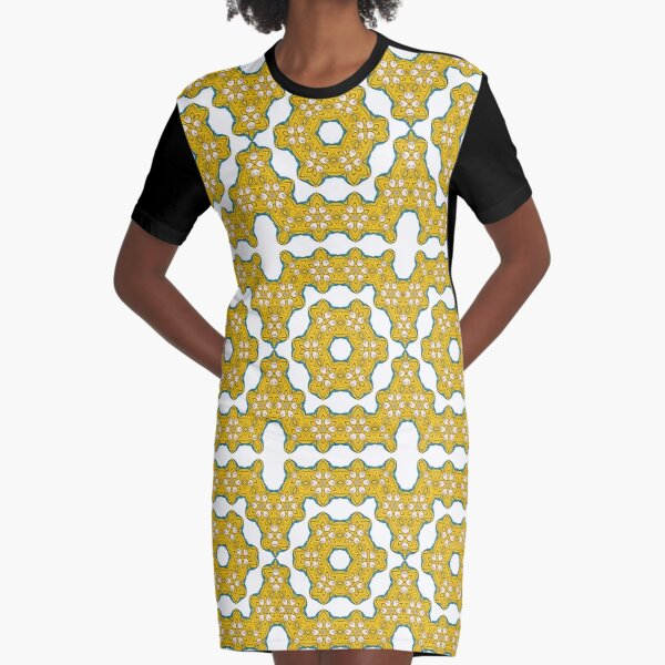 pattern, design, tracery, weave, decoration, motif, marking, ornament, ornamentation, #pattern, #design, #tracery, #weave, #decoration, #motif, #marking, #ornament, #ornamentation Graphic T-Shirt Dress