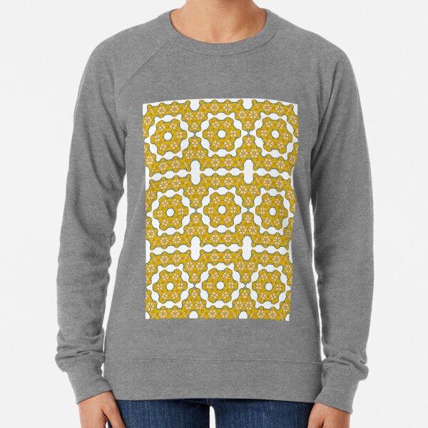 pattern, design, tracery, weave, decoration, motif, marking, ornament, ornamentation, #pattern, #design, #tracery, #weave, #decoration, #motif, #marking, #ornament, #ornamentation Lightweight Sweatshirt