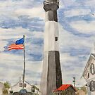Tybee Island Lighthouse by Megan Pawlak