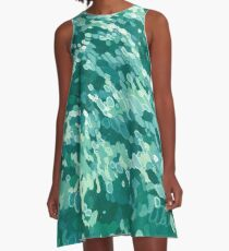 Connecting with the Tide Margaret Juul A-Line Dress