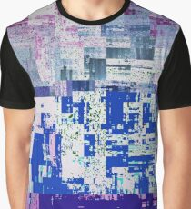 GLITCHY Graphic T-Shirt