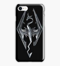 Skyrim Logo iPhone 8 Case