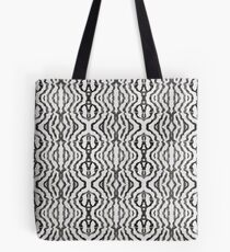 Black Coral Weaving by Margaret Juul Tote Bag