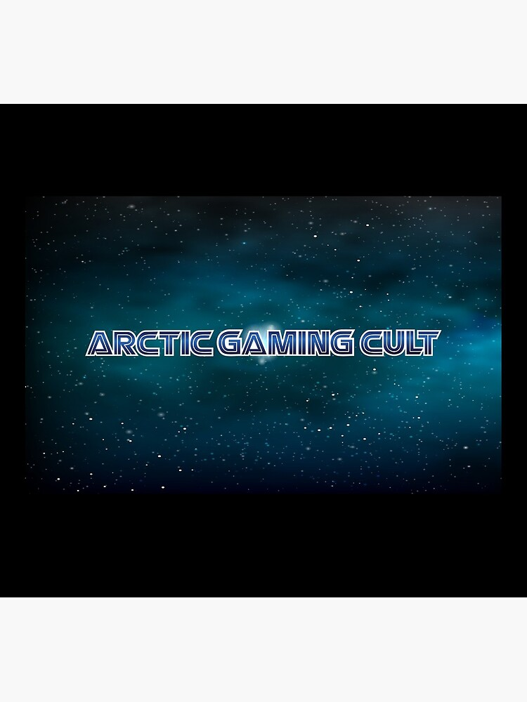 Arctic Gaming Cult Logo 2 by T-shirtprison