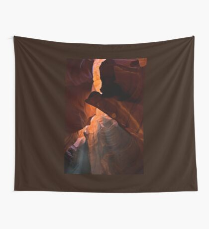 Shades of Beauty Wall Tapestry
