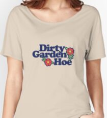 Retro Dirty Garden Hoe Women's Relaxed Fit T-Shirt