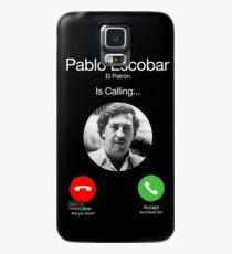 Pablo Escobar Calling Case/Skin for Samsung Galaxy