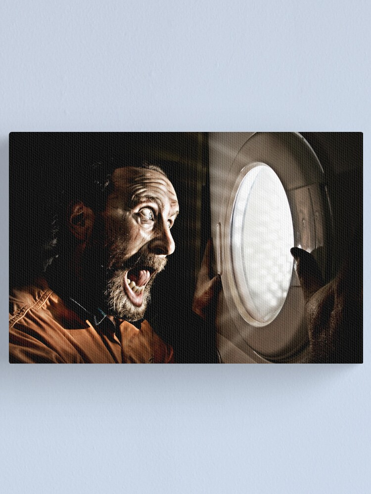 Alternate view of The Portal! Canvas Print