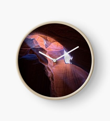 Light From Above Clock