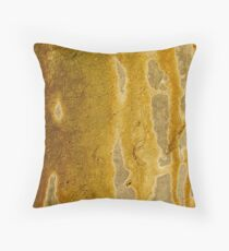 Grunge Art Throw Pillow