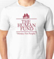 The Human Fund - Seinfeld Unisex T-Shirt
