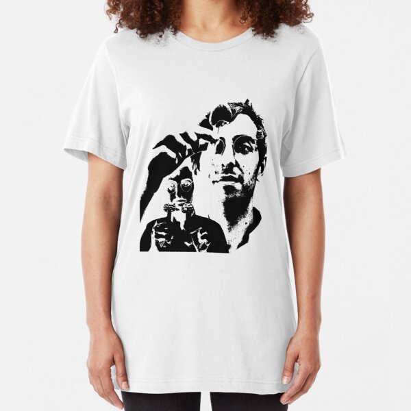 Eat Sleep Puck Black Adult T-Shirt