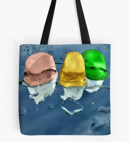 Brite Colors Ice Tote Bag