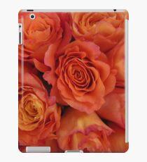 Blood Orange Roses iPad Case/Skin