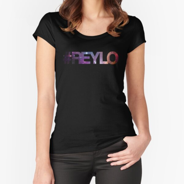 #Reylo Fitted Scoop T-Shirt