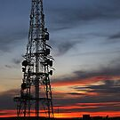 Broadcast Tower by bobubble