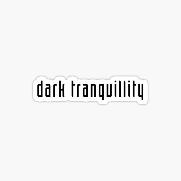 Dark Tranquillity Sticker