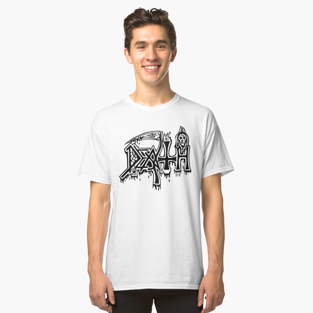 Death Classic T-Shirt Front