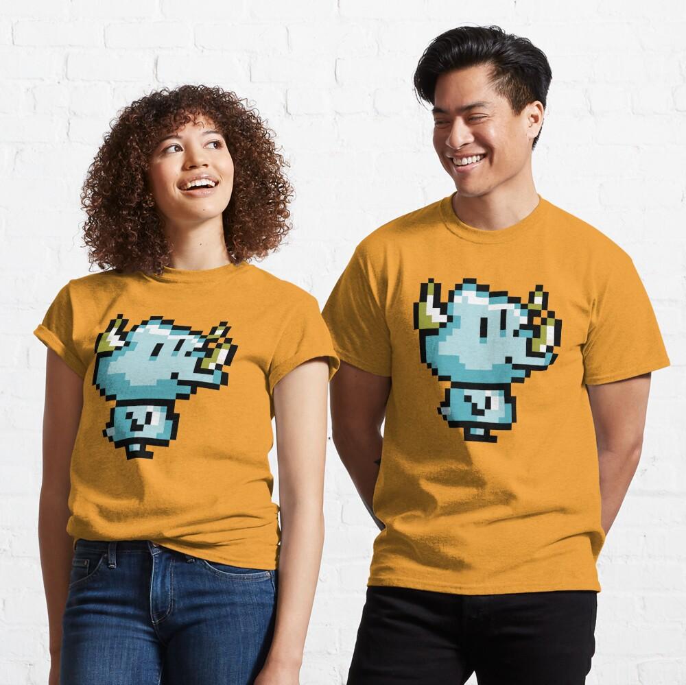 8-Bit Doug the Dinosaur Classic T-Shirt