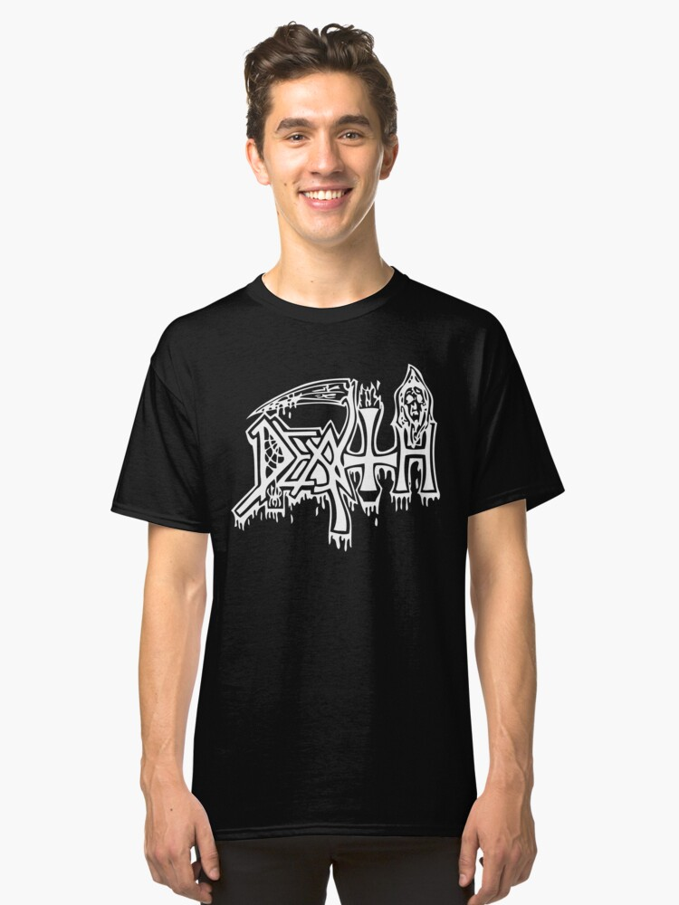 Death Classic T-Shirt Front