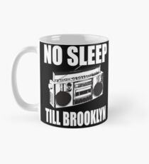 Taza No dormir hasta Brooklyn