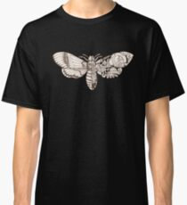 death head moth scifi Classic T-Shirt
