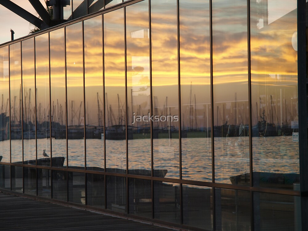 Reflection by jacksons