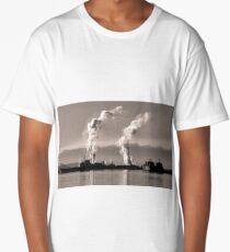 Industry Heavy Smoke In The Sky Long T-Shirt