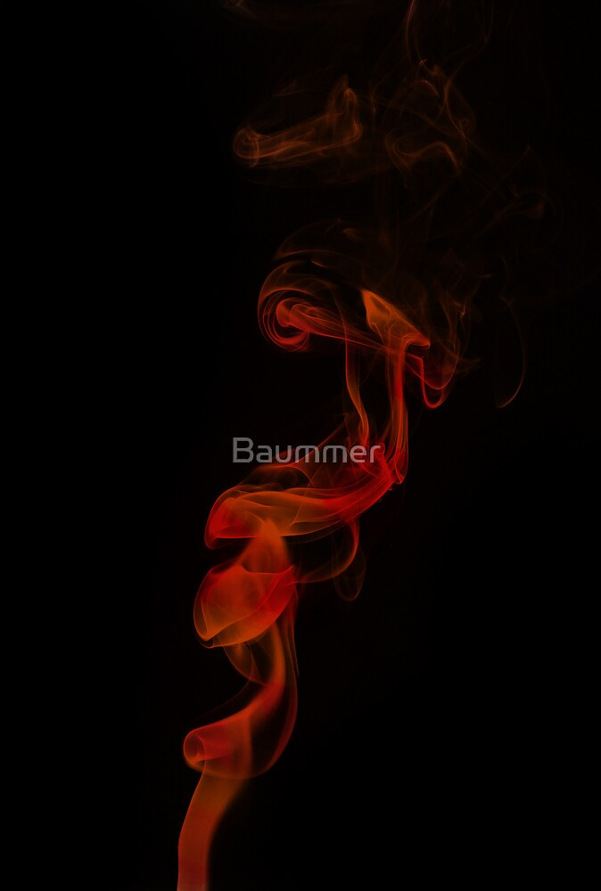 Fire Smoke by Baummer