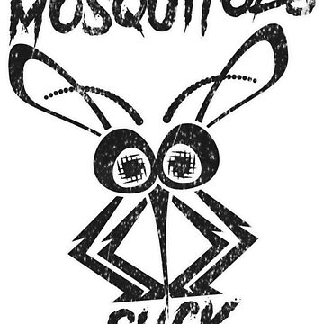 MOSQUITOES SUCK - CAMPING SHIRT  by NotYourDesign