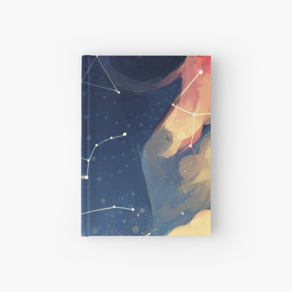 wish upon a whale Hardcover Journal
