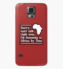 Africa by Toto Case/Skin for Samsung Galaxy