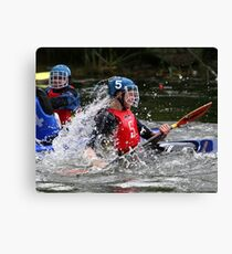 Roll With It Canvas Print