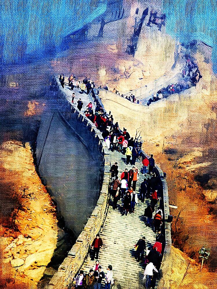 The Wall 2 by marcwellman2000