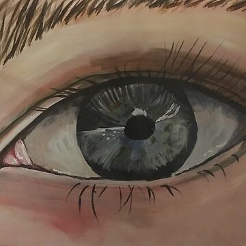Look into my Eye by ameliadreamart