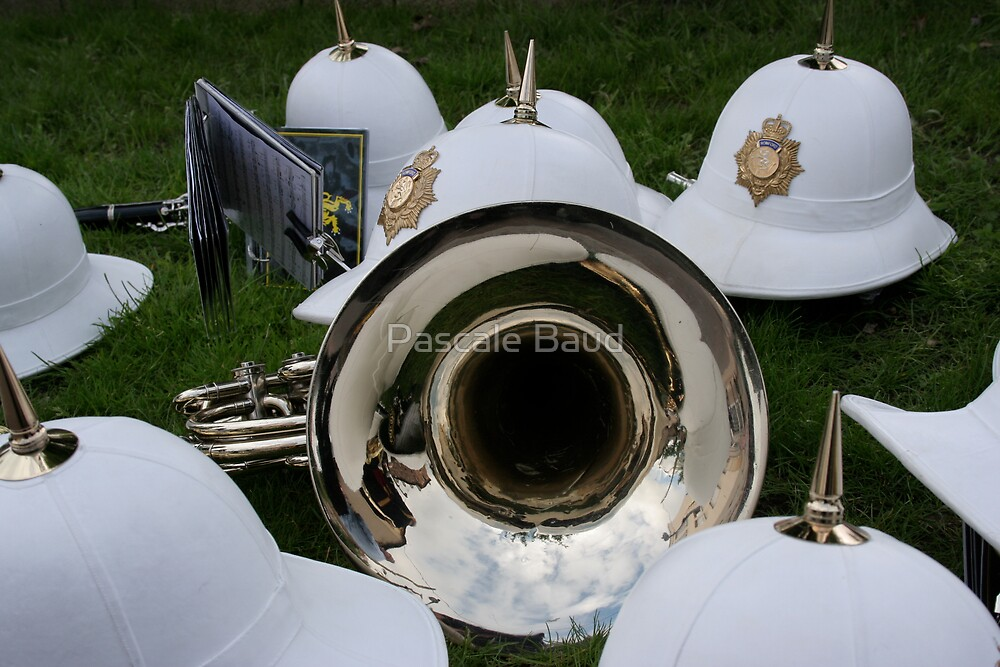 Brass Band #01 by Pascale Baud