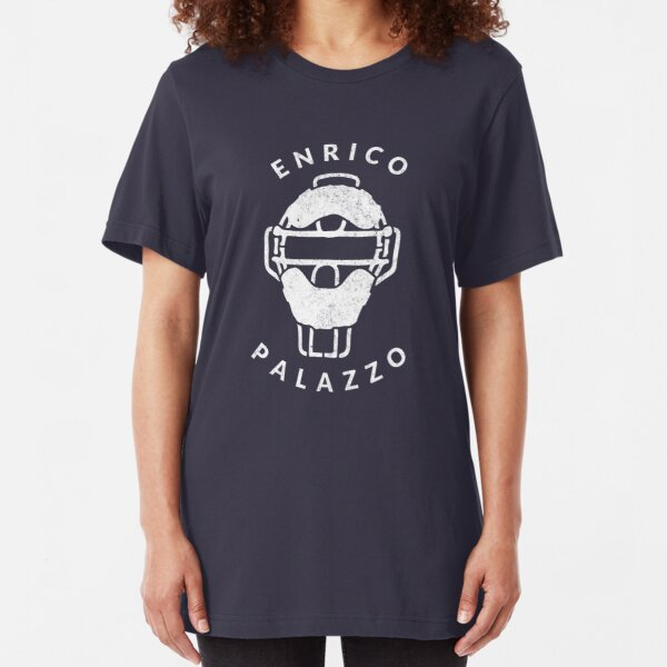 Enrico Palazzo Slim Fit T-Shirt