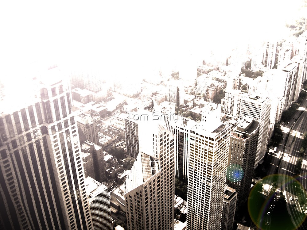 Chicago view  by Tom Smith