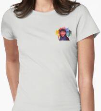 Drop It Like Its Hot Vine Women's Fitted T-Shirt